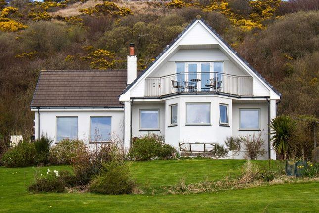 Thumbnail Detached house for sale in Kildonan, Kildonan, Isle Of Arran, North Ayrshire