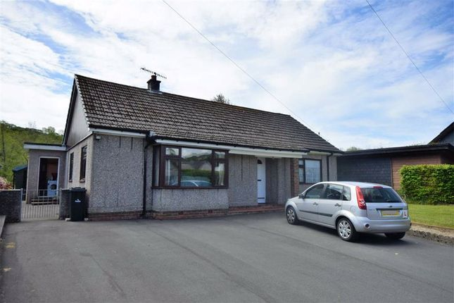 Thumbnail Bungalow for sale in Cartref, Penegoes, Machynlleth, Powys