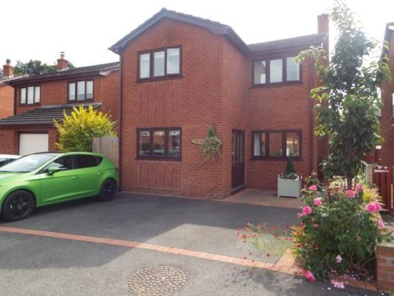 4 bed detached house for sale in Bro Clywedog, Rhewl, Ruthin, Denbighshire