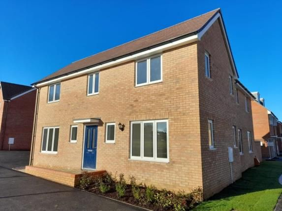 Thumbnail Detached house for sale in Newton Leys - 2060A Sage, Newton Leys Phase 7, Bletchley, Milton Keynes
