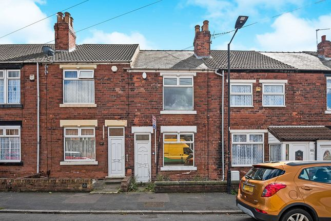 Thumbnail Terraced house to rent in Manvers Road, Mexborough