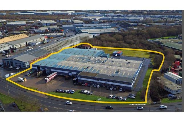 Thumbnail Industrial to let in Mangham Road, Parkgate, Rotherham