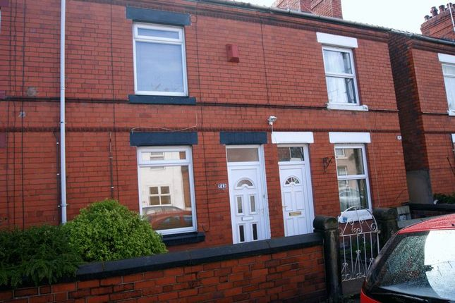 Thumbnail Terraced house to rent in Vernon Street, Wrexham