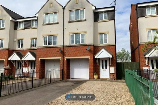 Thumbnail End terrace house to rent in Friars Terrace, Stafford