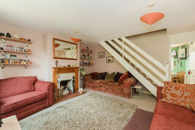 Sitting Room of Hyde Place, The Hyde, Milton, Abingdon OX14