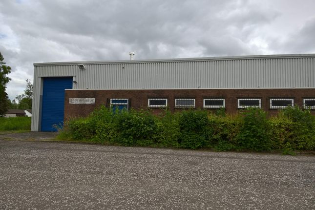 Thumbnail Light industrial to let in River Place, Kilbirnie