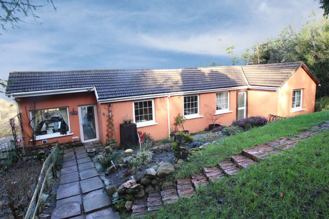 Thumbnail Detached bungalow for sale in Coed Wern Hir, Neath, West Glamorgan
