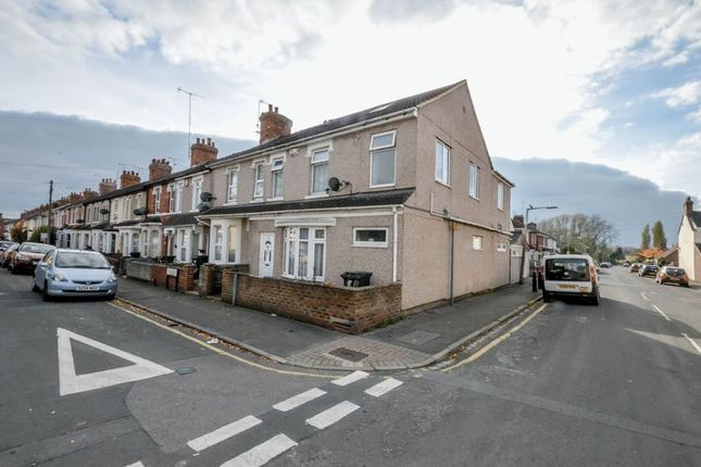 Thumbnail End terrace house for sale in Montagu Street, Swindon