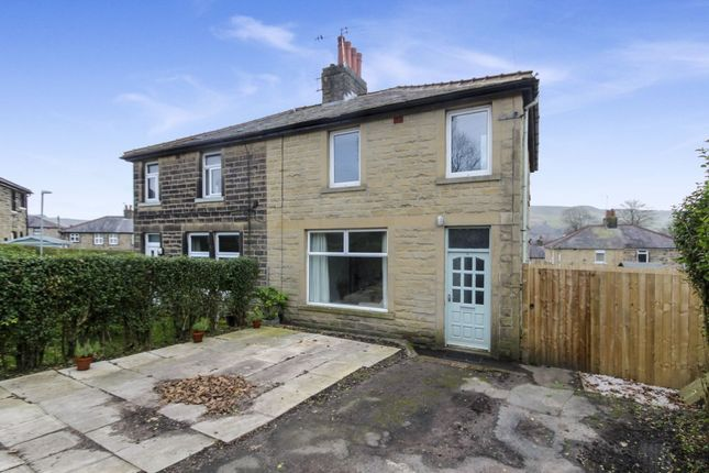 Thumbnail Semi-detached house for sale in Barritt Road, Rawtenstall, Rossendale