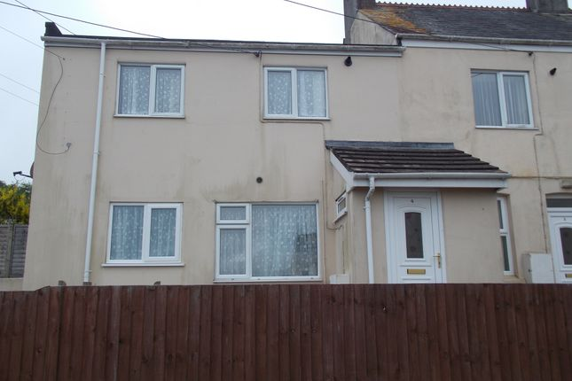 Thumbnail End terrace house to rent in Alexandra Road, St. Austell