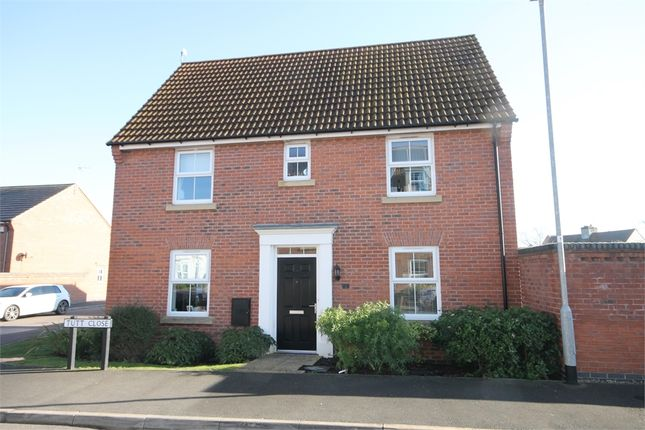 Detached house for sale in Tutt Close, Fernwood, Newark, Nottinghamshire.