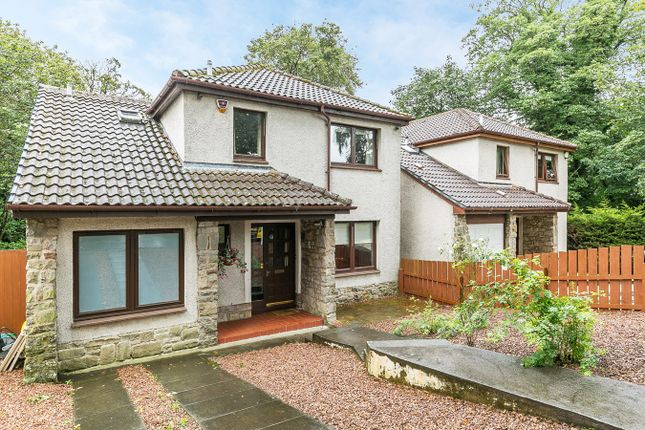 Thumbnail Detached house for sale in Cammo Road, Cammo, Edinburgh