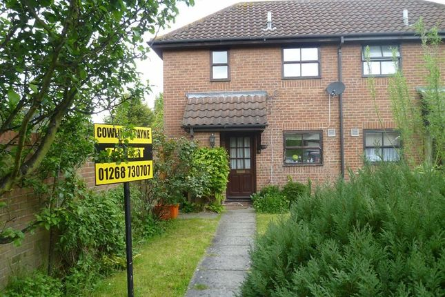 Thumbnail Terraced house to rent in Douglas Drive, Wickford, Essex