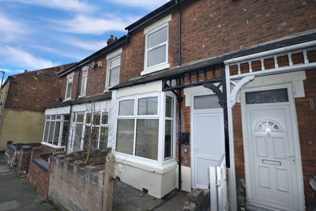 Thumbnail Terraced house to rent in Lilleshall Street, Dresden, Stoke-On-Trent