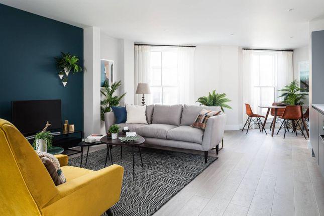 De Beauvoir Apartments, Dalston, London N1