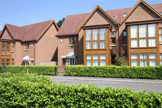 Thumbnail End terrace house for sale in Lakeside Drive, Chobham, Woking, Surrey