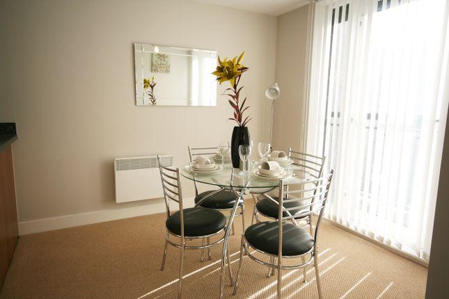 Thumbnail Flat to rent in Worsdell Drive, Gateshead
