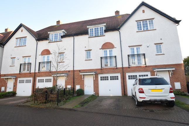 Thumbnail Town house for sale in Lowe Drive, Letchworth Garden City, Hertfordshire