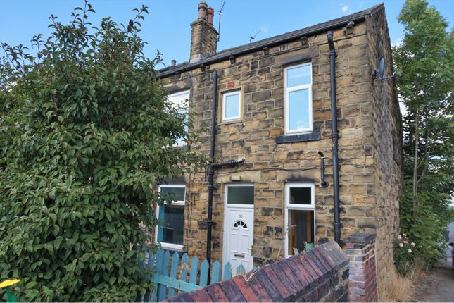 Thumbnail End terrace house to rent in Clough Street, Leeds