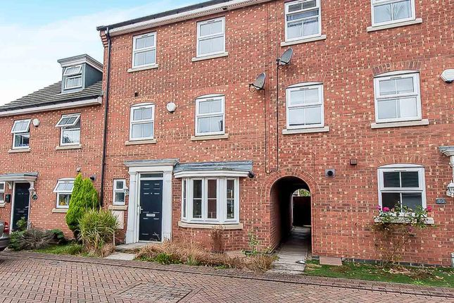 Thumbnail Detached house to rent in Lyvelly Gardens, Peterborough