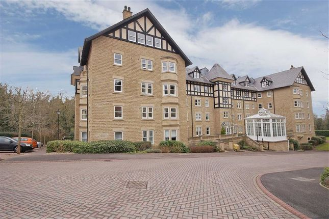 Thumbnail Flat to rent in Portland Crescent, Harrogate, North Yorkshire