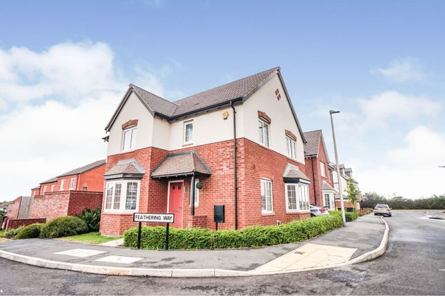 4 bed detached house for sale in Feathering Way, Nuneaton CV11