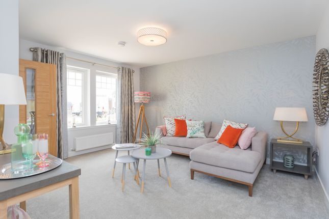 3 bed semi-detached house for sale in The Clachan, Newton Of Charleston AB12