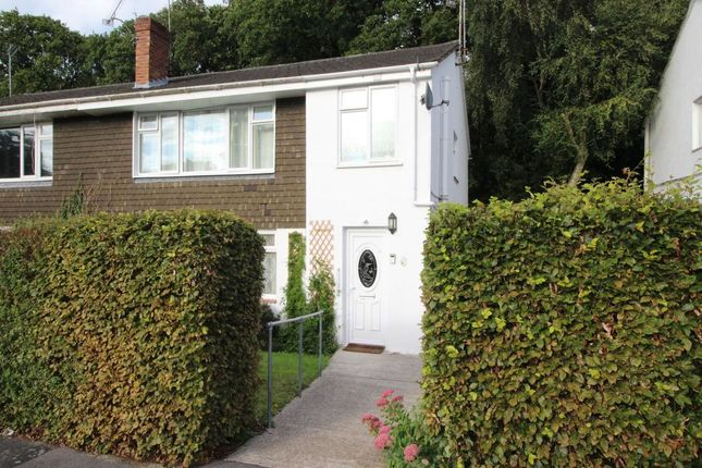 Thumbnail Flat to rent in Guillemot Close, Hythe, Southampton