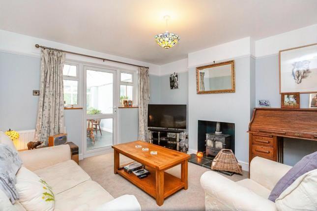 Sitting Room of Hadlow Road, Tonbridge, Kent, . TN9
