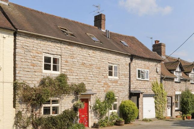 Thumbnail Terraced house for sale in King Street, Much Wenlock