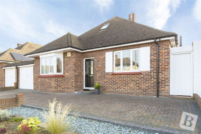 Thumbnail Detached bungalow for sale in Brenchley Avenue, Gravesend, Kent