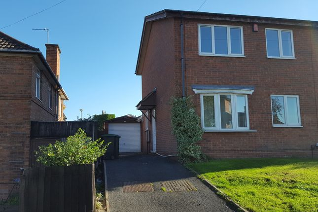 Thumbnail Semi-detached house to rent in Lilly Street, West Bromwich