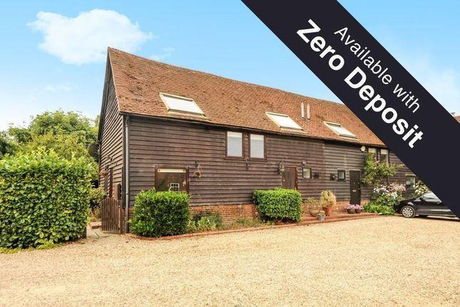 Thumbnail Barn conversion to rent in Hillyard Barns, High Street, Sutton Courtenay, Abingdon