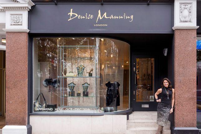 Thumbnail Retail premises to let in Fulham Road, London SW3, London,