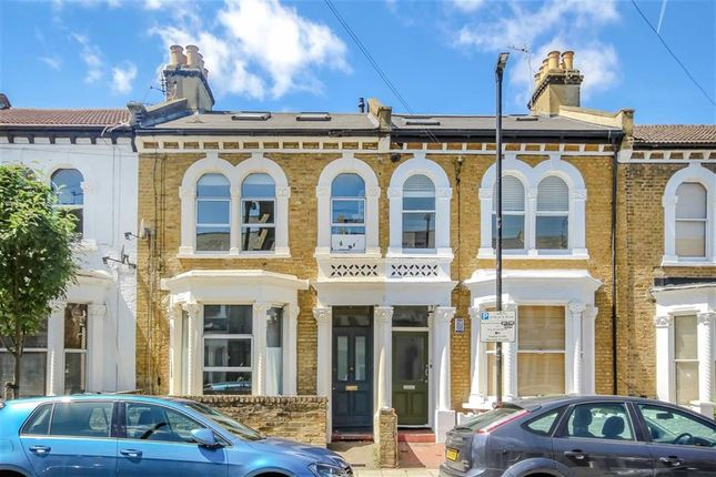 Thumbnail Flat to rent in Plato Road, London