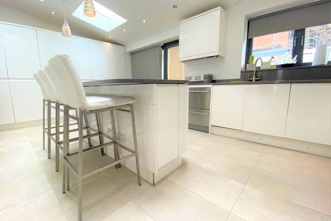 Thumbnail Semi-detached house for sale in Warminster Road, London