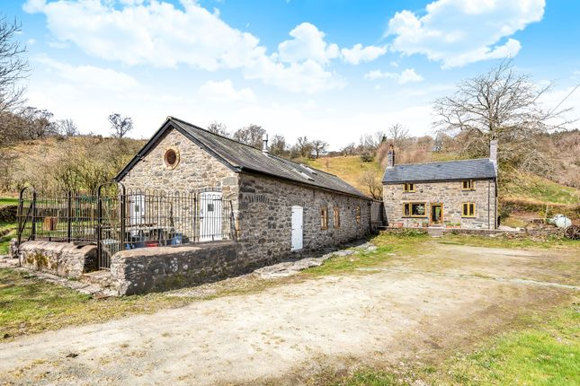 Thumbnail Detached house for sale in Llanwddyn, Oswestry