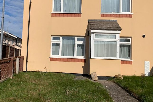 Thumbnail End terrace house to rent in Maenan, Llysfaen, Conwy