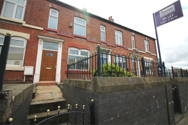 2 bed terraced house to rent in Tonge Moor Road, Bolton BL2