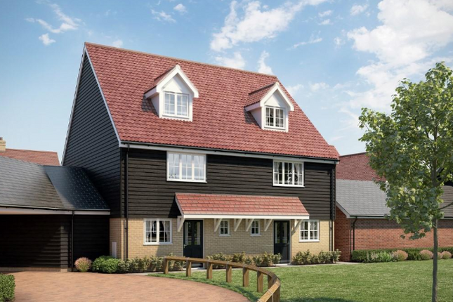Thumbnail Semi-detached house for sale in Beaulieu Oaks, Regiment Way, Chelmsford, Essex