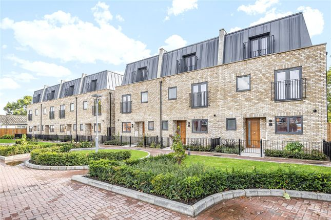 Thumbnail End terrace house for sale in Mews Close, Harrow, Middlesex