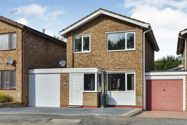 Thumbnail 3 bed link-detached house for sale in Malvern Drive, Hill Top, Fullers Slade