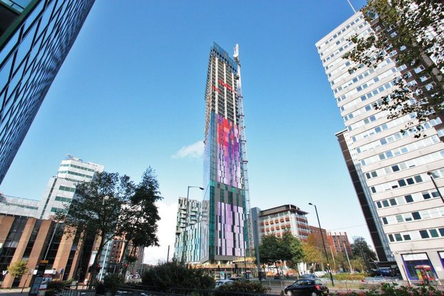 Thumbnail Flat for sale in Saffron Square The Tower, Wellestly Road, Croydon