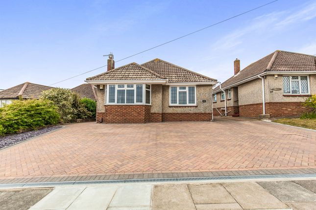 Thumbnail Detached bungalow for sale in Fernwood Rise, Brighton