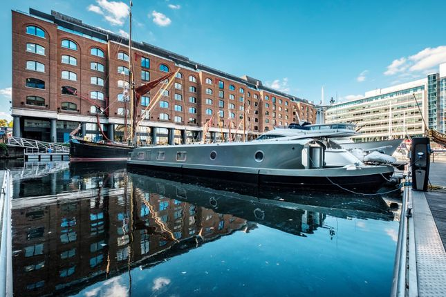 Thumbnail Houseboat for sale in St Katharine Docks, Wapping