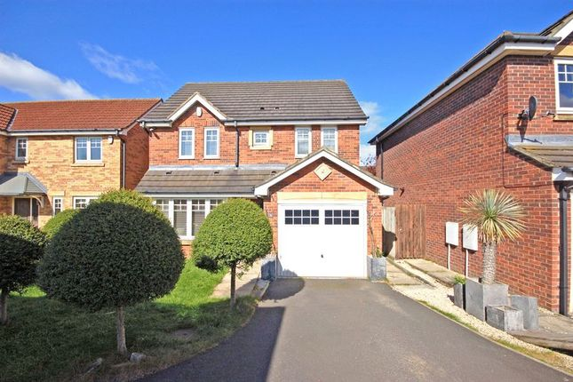 Thumbnail Detached house for sale in Forest Gate, Palmersville, Newcastle Upon Tyne