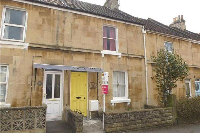3 bedroom terraced house for sale in Albany Road, East Twerton, Bath