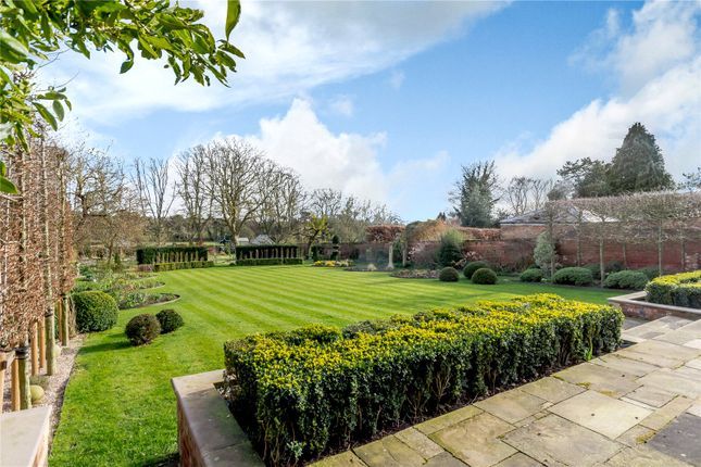 Rear Gardens of Westgate, Southwell, Nottinghamshire NG25