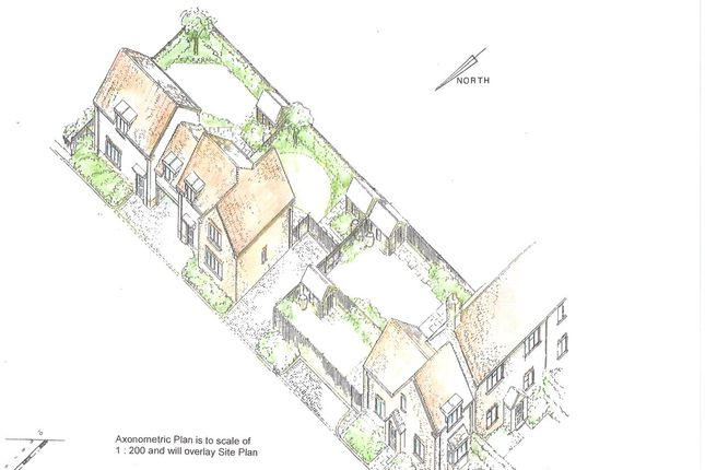 Thumbnail Land for sale in Wadnall Way, Knebworth