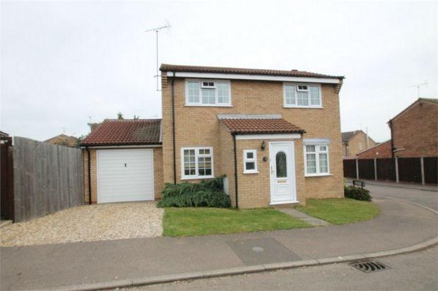 Thumbnail Detached house for sale in 15, Siskin Close, Longridge, Colchester, Essex